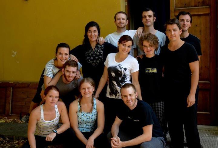 MFA Cohort 2012