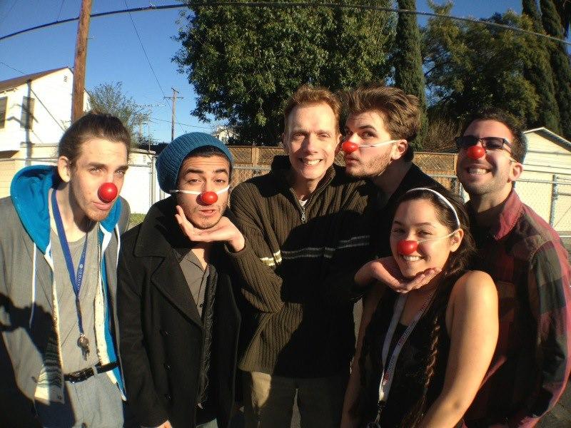 ClownMa w_ Doug Jones