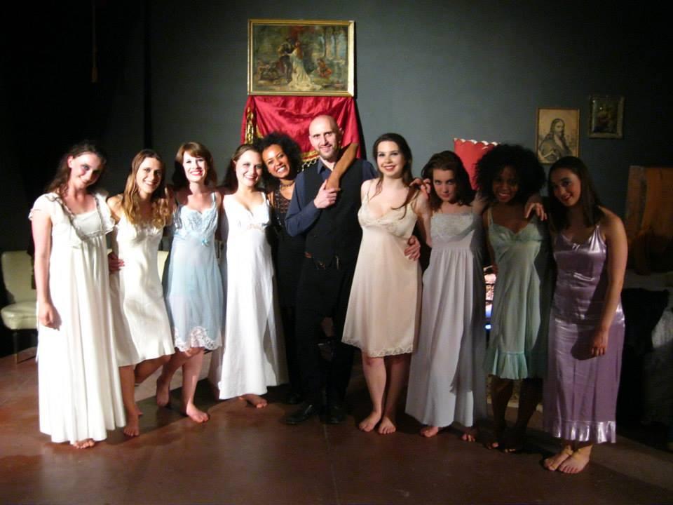 tarantella group picture