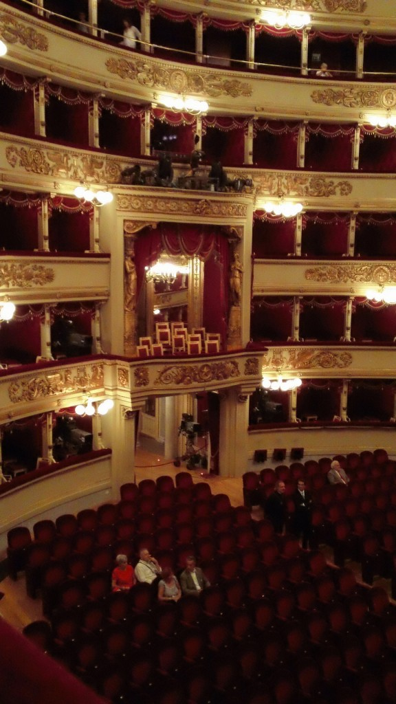 La Scala Inside 1