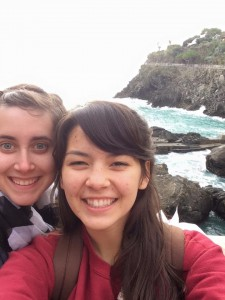 Pictured from left: Amanda Burth, Kerby Baier