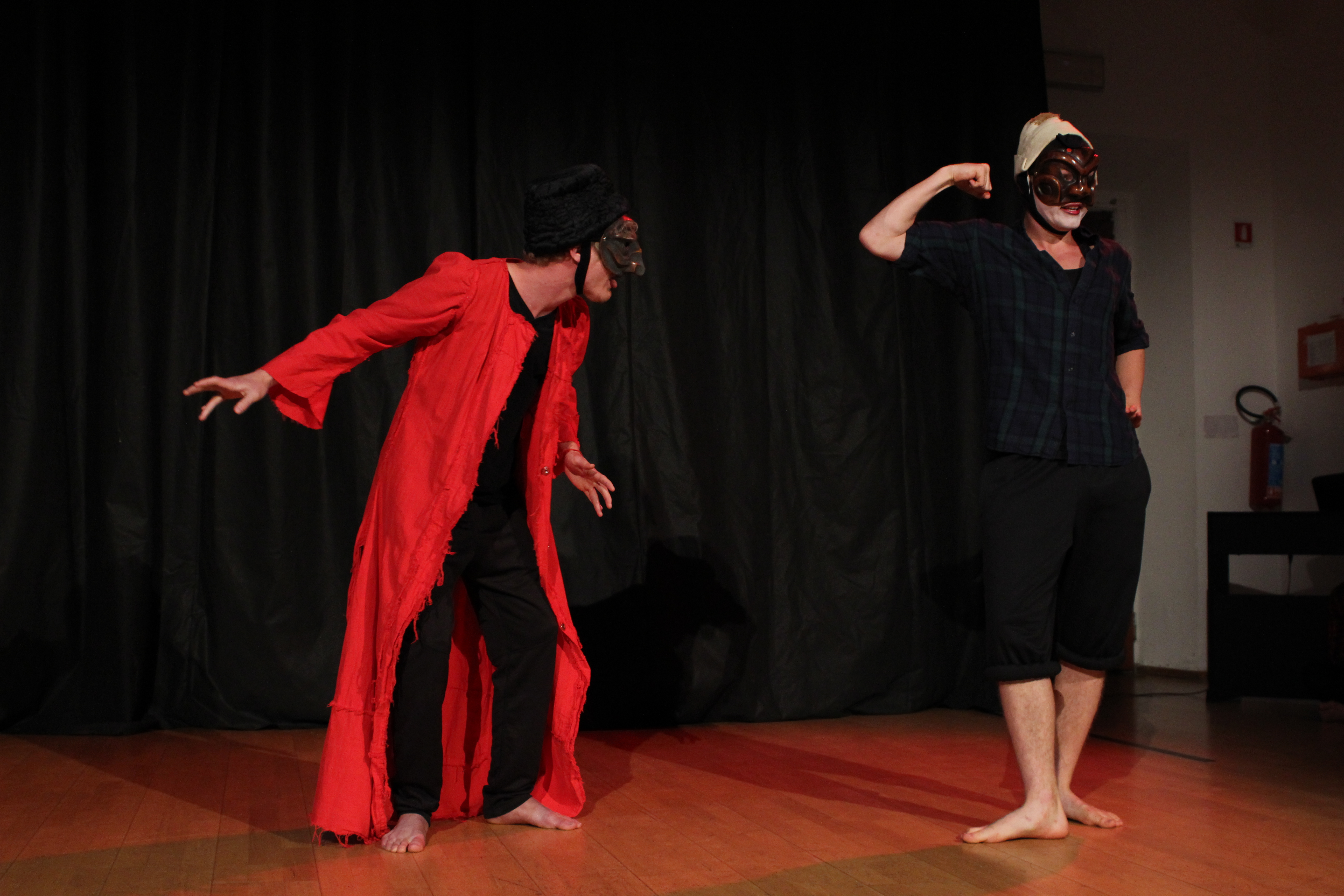 Spring Physical Theatre And Dance Finals ADALIFE - Physical movement turned amazing art