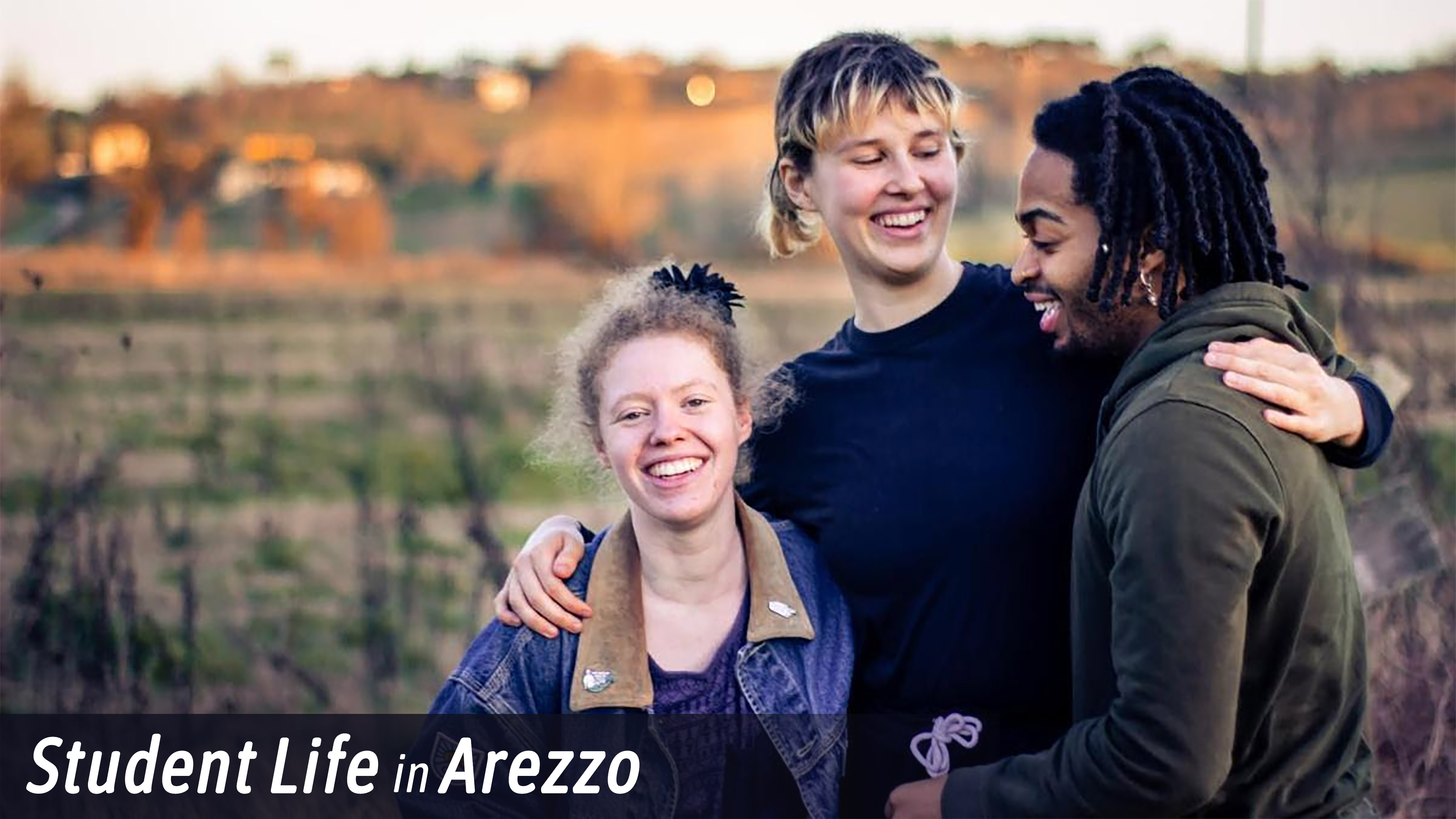 Student Life in Arezzo NL Header